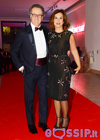 Ernesto Mauri e Maria Felice