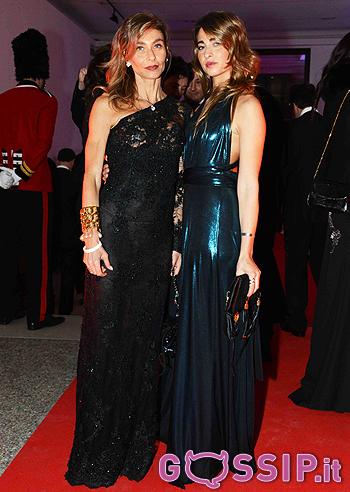 Ginevra Rossini e Giulia Ligresti