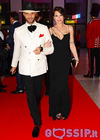 Jonathan Kashanian e Luna Berlusconi