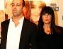Ilaria D\'Amico ed il compagno Rocco Attisani all\'anteprima del film \'Manuale D\'Amore 3\'