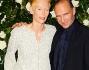 Tilda Swinton e Ralph Fiennes