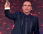 Carlo Conti al Premio TV 2014 a Sanremo