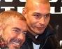 Dean e Dan con Cristiano Angelucci