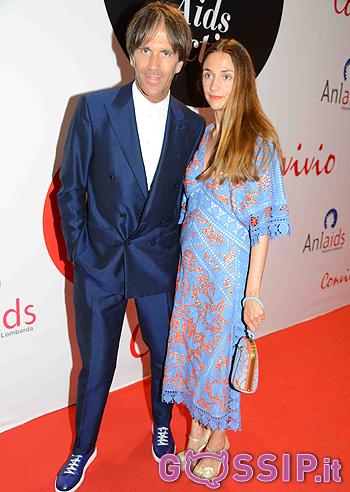 Andrea Oldani con Evelina Rolandi