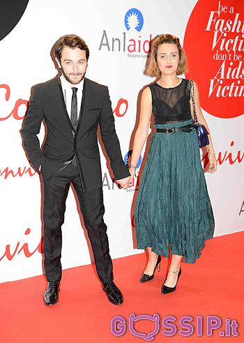 Lorenzo Fragola con la fidanzata