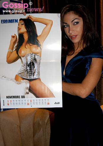 Calendario Sara Tommasi 2007.Keyla Espinoza Presenta Il Suo Calendario Per La Rivista