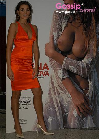 Alena Seredova Calendario Max.Alena Seredova Per Max Foto E Gossip By Gossip News