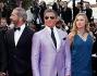 Il cast de I Mercenari 3 sulla Croisette: Wesley Snipes, Mel Gibson, Sylvester Stallone, Jason Statham e Antonio Banderas