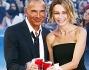 Carlo Capasa e Stefania Rocca sul red carpet di 'Il prezzo della gloria'