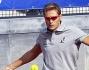 Massimiliano Ossini al Foro Italico per Tennis & Friends