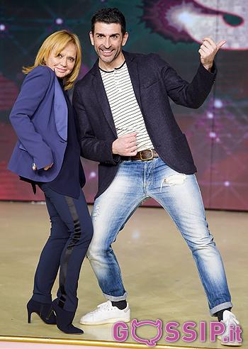 Rita Pavone e Simone Di Pasquale