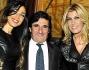 Raffaella Zardo con Cecilia Capriotti, Andrea Biavardi ed Urbano Cairo