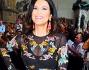 Laura Pausini alla cena di gala della Celebrity Fight Night