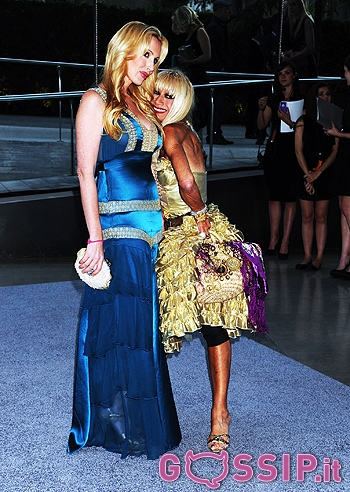 Lulu Johnson e Betsey Johnson - Foto e Gossip