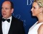 Charlene Wittstock e Alberto Di Monaco a Beverly Hills per l'immancabile Gala