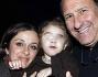stefano masciarelli con la moglie emiliana e la figlia giorgia