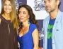 Fabio Fulco e Cristina Chiabotto con Giorgia Giacobetti