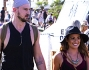 Matthew Paets e Lea Michele