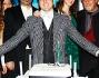 Vincenzo Bocciarelli spegne le candeline contornato dagli amici nella Capitale