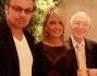 Laura D'Annibale con il Princepe Giovannelli, Flora Canto ed Andres Gil