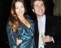 Lisandra Silva e Raffaello Tonon al compleanno di Lele Mora