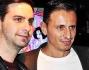 Marco Bacini con Ale ed Andres
