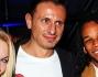 Marco Bacini con la fidanzata Daisy Lo e Cesar
