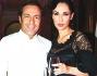 Eugenia Chernishova con lo chef Filippo La Mantia