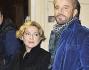 Christian De Sica e Silvia Verdone
