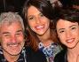 Pamela Camassa con Pino Insegno e Alessia Navarro