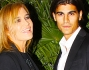 Lory Del Santo e Marco Cuculo all'evento Joshua Fenu