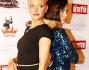 Belle e simpatiche Le Donatella non si sono sottratte ai fotografi presenti all'evento