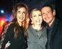 Lorella Cuccarini, Alessandro Greco e Beatrice Bocci