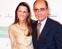 Giancarlo Leone con la moglie Diamara Parodi