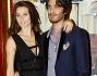 Dayane Mello ha posato per i fotografi insieme al bel fidanzato e modello Stefano Sala