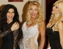 Tris di bellezze: Pamela Prati, Valeria Marini e Paola Caruso