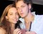 Clizia Fornasier con il fratello