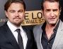Leonardo Di Caprio e Jean Dujardin alla premiere di 'The Wolf of Wall Street'