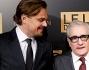 Leonardo Di Caprio, Martin Scorsese e Jean Dujardin