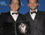David O. Russell e Bradley Cooper