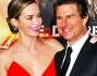 Emily Blunt e Tom Cruise protagonisti della pellicola 'Edge of Tomorrow'