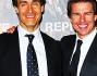 Tom Cruise insieme al regista Doug Liman