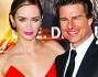 Ultima tappa del tour promozionale per Emily Blunt e Tom Cruise che ha compreso anche il Bel Paese