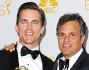 Matt Bomer e Mark Ruffalo agli Emmy Awards 2014