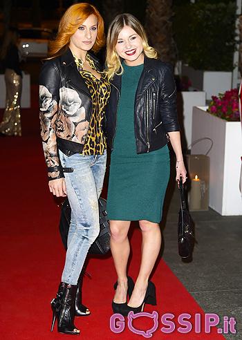 Alessandra Tripoli e Anastasia Kuzmina