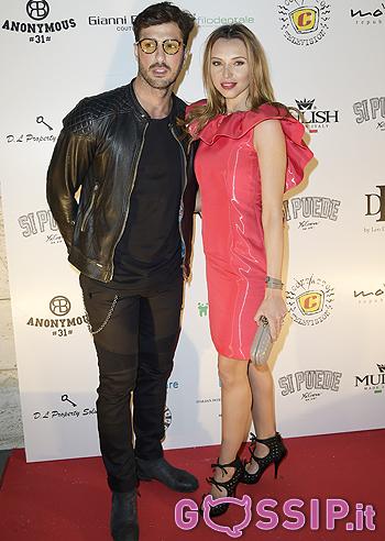 Fabrizio Corona e Cristina