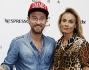 Francesco Facchinetti e Wilma Helena Faissol al vernissage organizzato da Mediafriends, Gli Eclettici - Fame di Vita