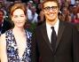 Pif e Cristiana Capotondi alla 71esima Mostra del Cinema di Venezia
