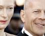 Bruce Willis e Tilda Swinton