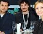Vinicio Marchioni ed Anna Ferzetti con Edoardo Natoli al Cortinametraggio